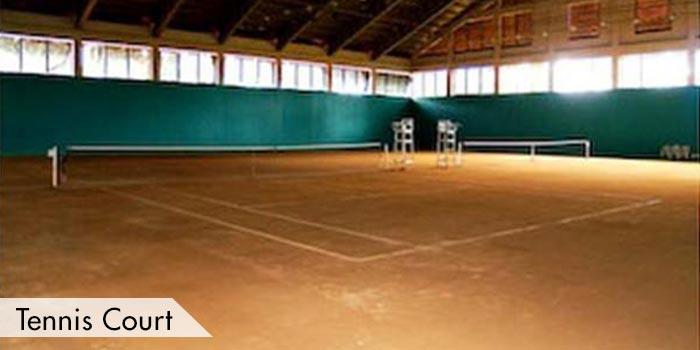 Royale Tagaytay Country Club Tennis Court