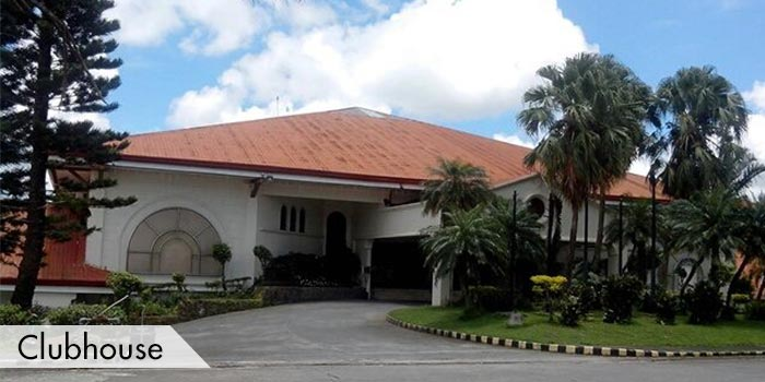 The Clubhouse of Royale Tagaytay Country Club