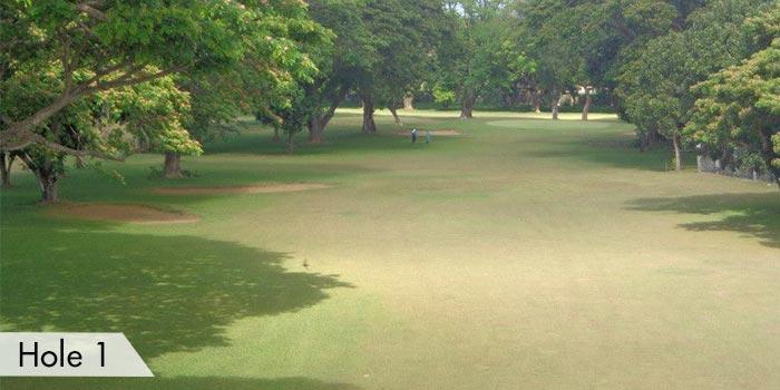 San Pascual Golf Club Hole 1