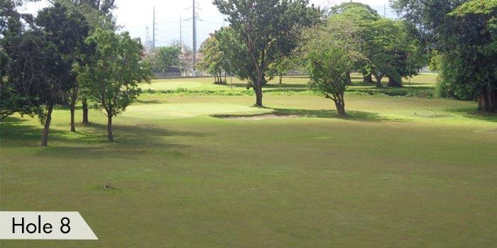 San Pascual Golf Club Hole 8