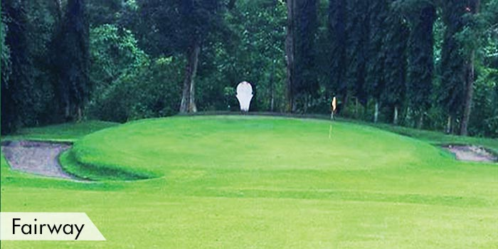 Sarangani Golf & Country Club Fairway