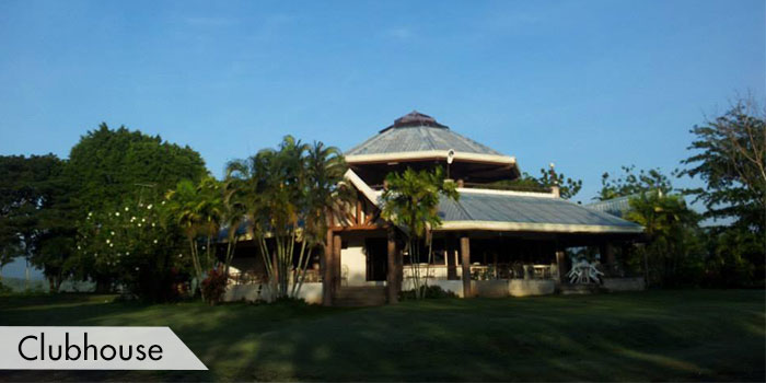 The Clubhouse of Sarangani Golf & Country Club