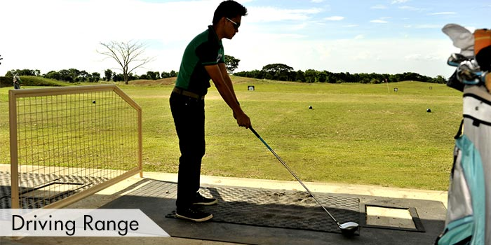 Sherwood Hills Golf & Country Club Driving Range