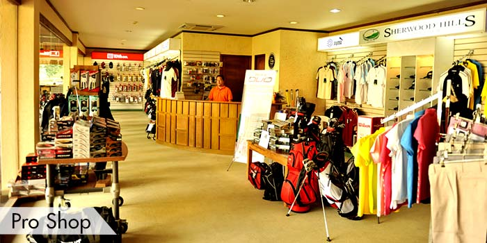 Sherwood Hills Golf & Country Club Pro Shop