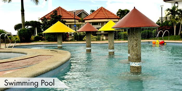 Swimming Pool at Sherwood Hills Golf & Country Club