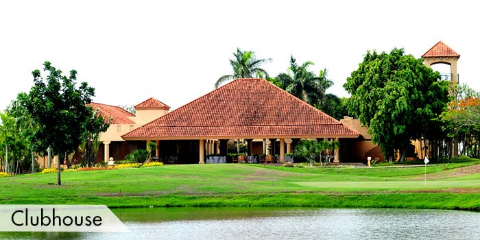 The Clubhouse of Sherwood Hills Golf & Country Club