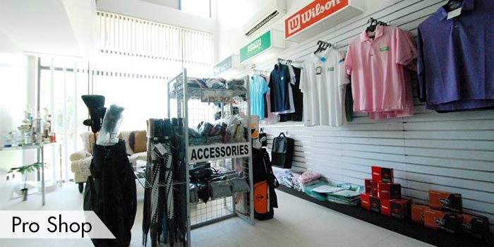 A Pro Shop at South Forbes Golf Club