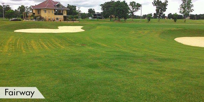 South Pacific Golf & Leisure Estate Fairway