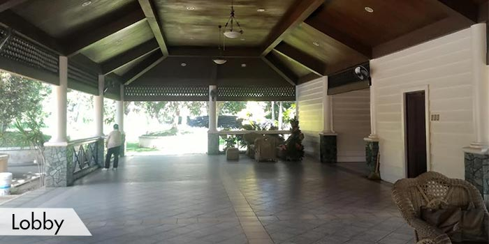 South Pacific Golf & Leisure Estate Lobby
