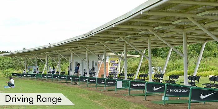 A Driving Range at Southlinks Golf Club