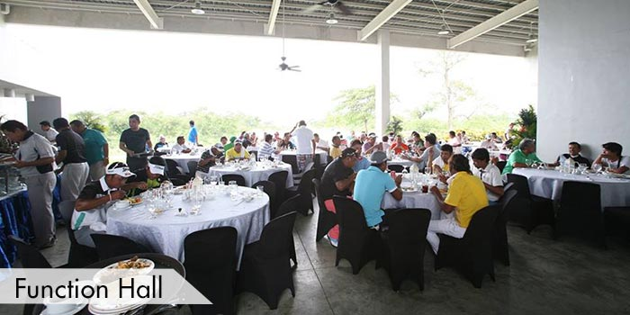 Southlinks Golf Club Function Hall