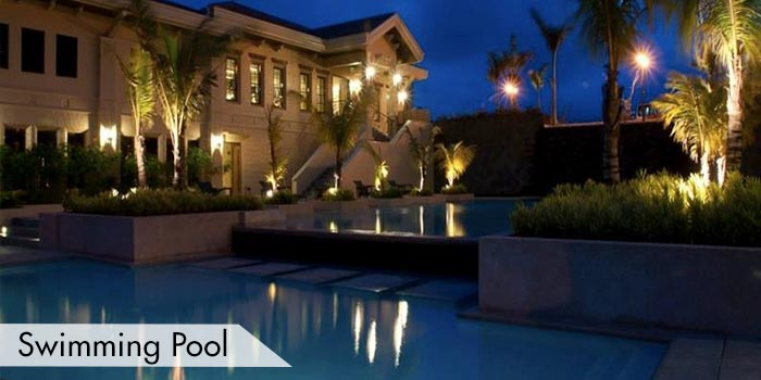 A Swimming Pool at Splendido Taal Golf and Country Club