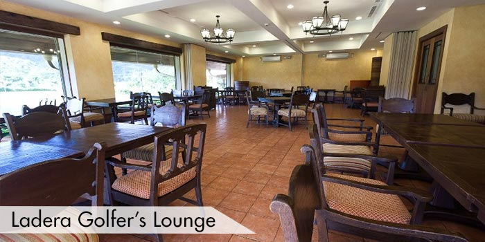 Ladera Golfer's Lounge at Splendido Taal Golf and Country Club