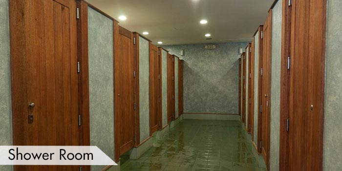 Splendido Taal Golf and Country Club Shower Room