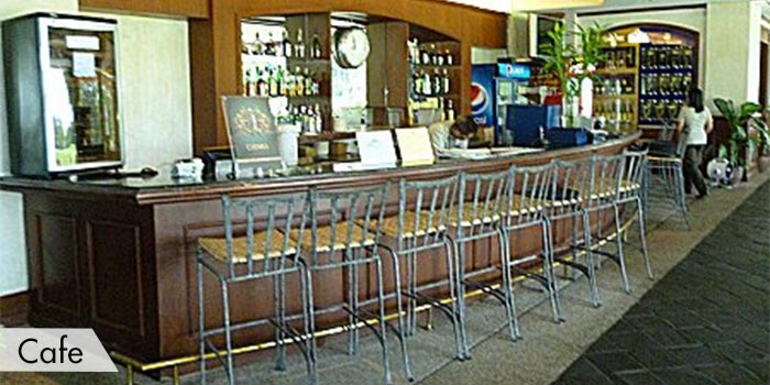 A Cafe at Sta Elena Golf Club