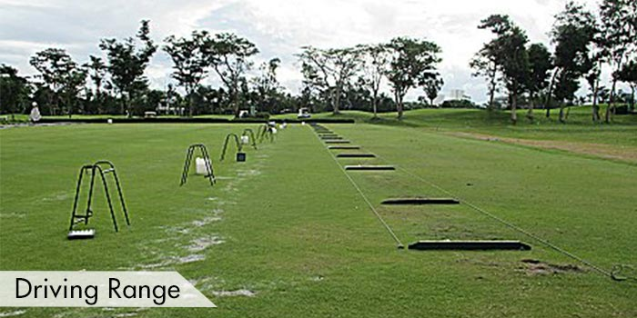 A Driving Range at Sta Elena Golf Club