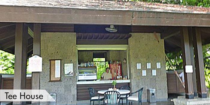A Tee House at Sta Elena Golf Club