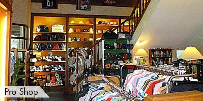 Pro Shop at Sta Elena Golf Club