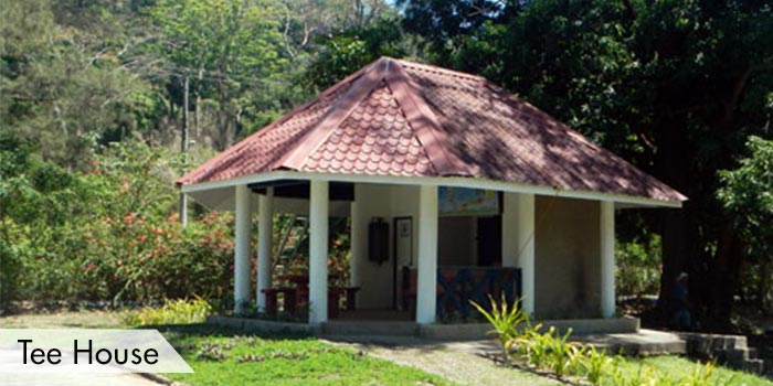 A Tee House at Subic Bay Golf & Country Club