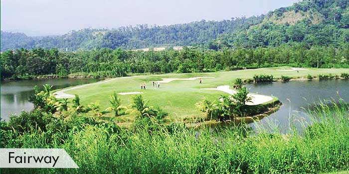 Subic Bay Golf & Country Club Fairway