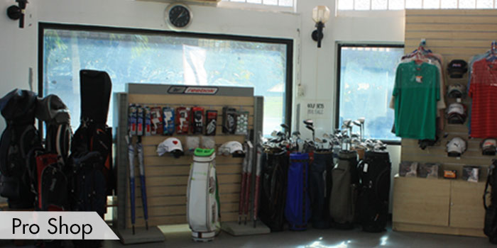 Subic Bay Golf & Country Club Pro Shop