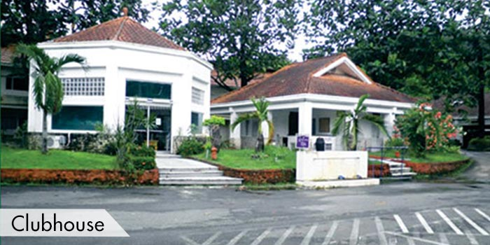 The Clubhouse of Subic Bay Golf & Country Club