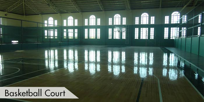 Basketball Court at Summit Point Golf & Country Club