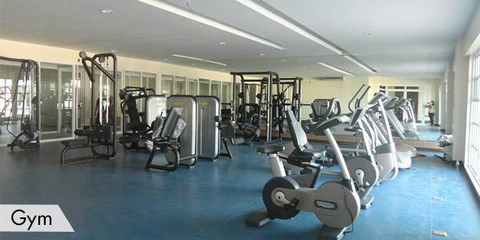 Gym at Summit Point Golf & Country Club