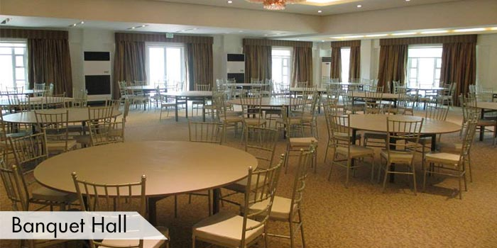Summit Point Golf & Country Club Banquet Hall