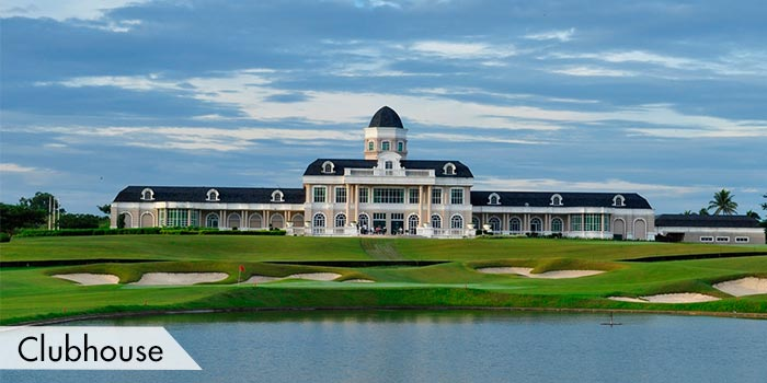 The Clubhouse of Summit Point Golf & Country Club