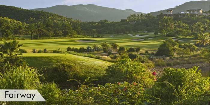 Sun Valley Golf Club Fairway
