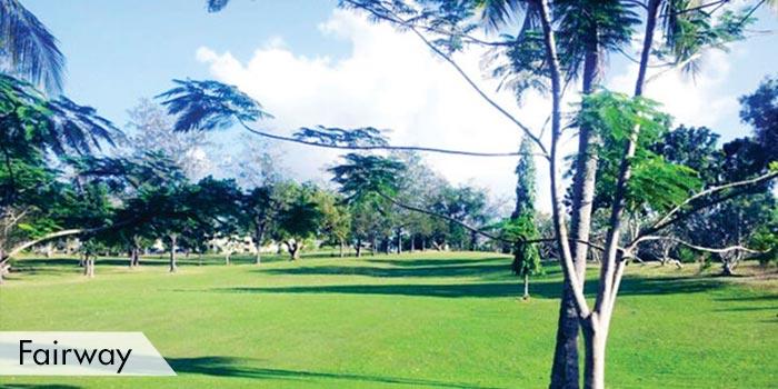 Taclobo Golf Club Fairway
