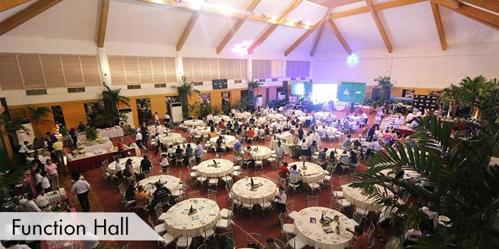Tagaytay Highlands International Golf Club, Inc. Function Hall