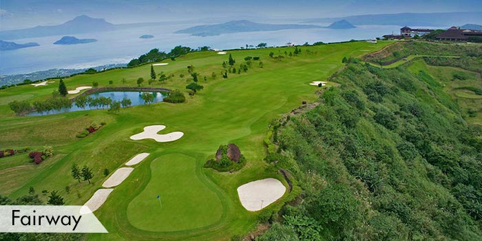 Tagaytay Highlands International Golf Club, Inc. fAirway
