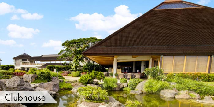 The Clubhouse of Tagaytay Highlands International Golf Club, Inc.