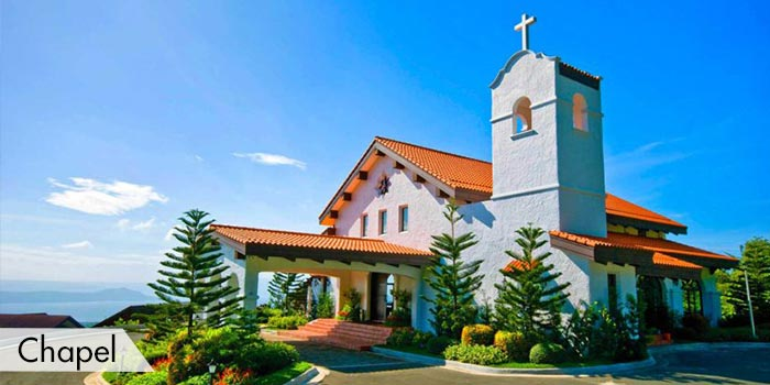 A Chapel at Tagaytay Midlands Golf Club, Inc