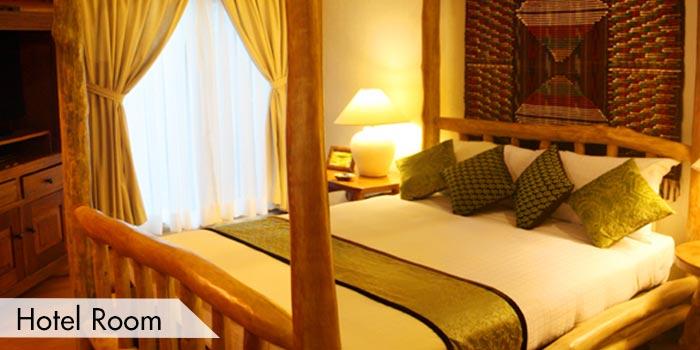 Hotel Room at Tagaytay Midlands Golf Club, Inc