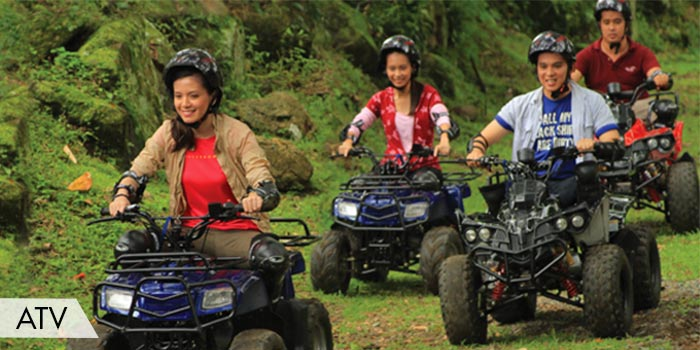 Tagaytay Midlands Golf Club, Inc ATV