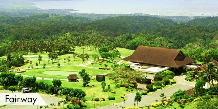 Tagaytay Midlands Golf Club, Inc Fairway