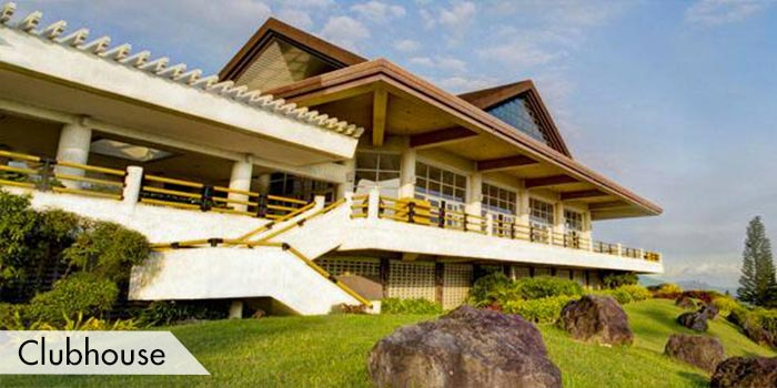 The Clubhouse of Tagaytay Midlands Golf Club, Inc