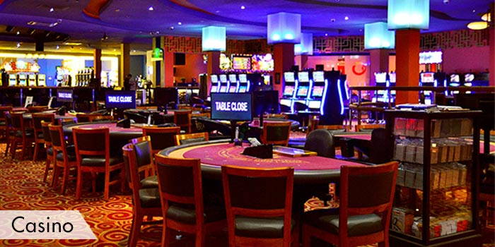Cliffs Golf & Beach Club (The) Casino