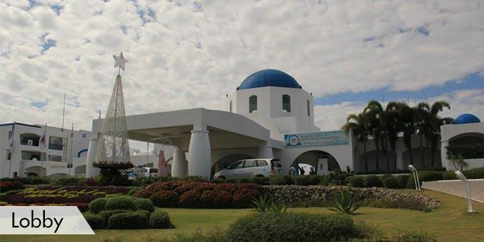 The Lobby of Cliffs Golf & Beach Club (The)