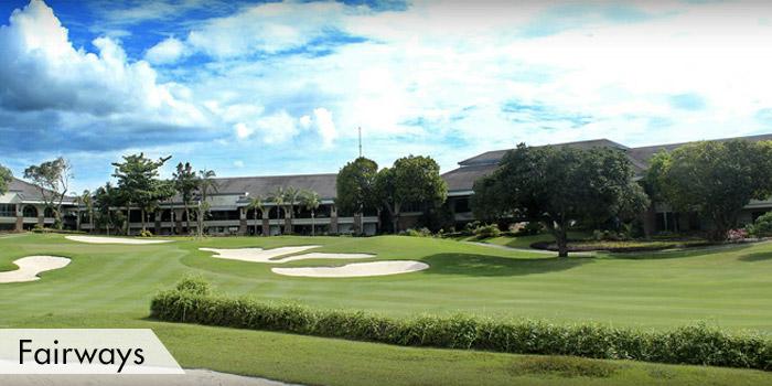 Orchard Golf & Country Club Fairways