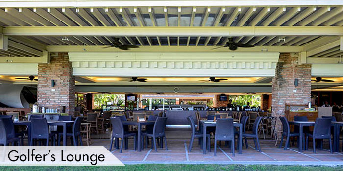 Orchard Golf & Country Club Golfers Lounge