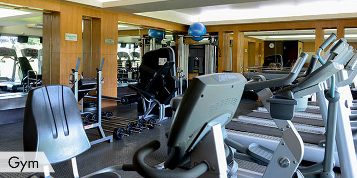 Orchard Golf & Country Club Gym