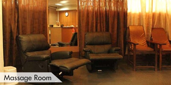 Orchard Golf & Country Club Massage Room