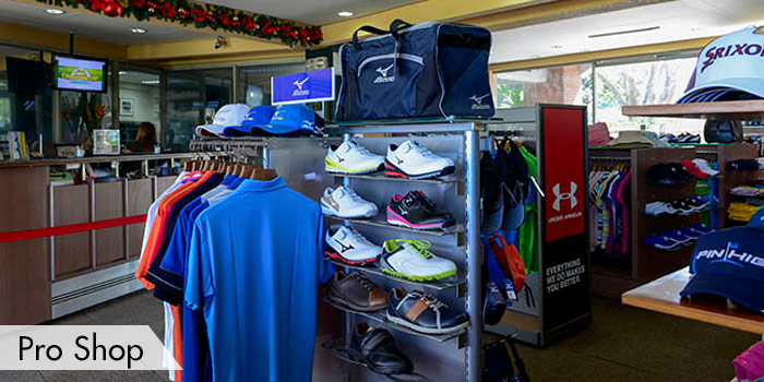 Orchard Golf & Country Club Pro Shop