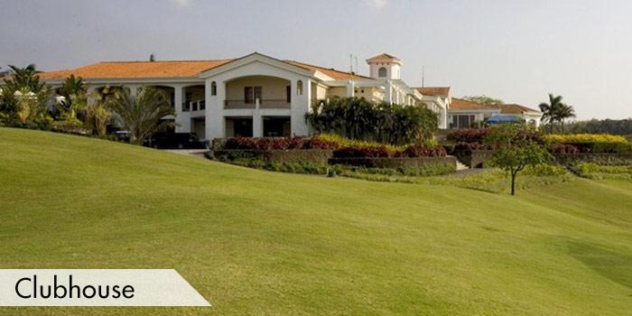 Riviera Golf Club Clubhouse