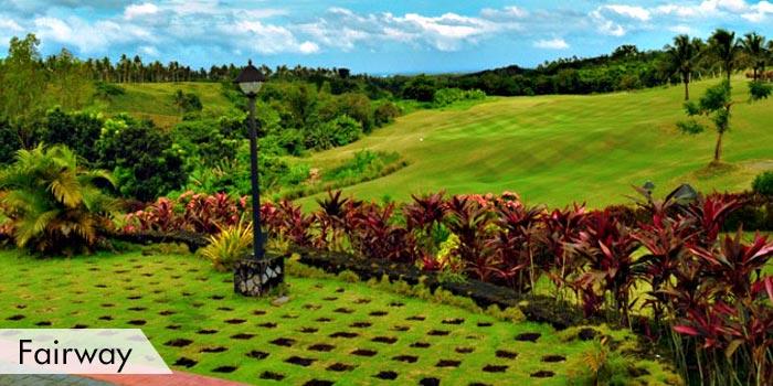 Riviera Golf Club Fairway