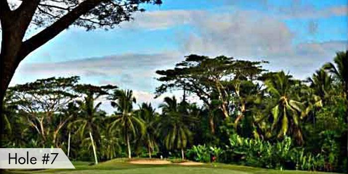 Riviera Golf Club Hole 7